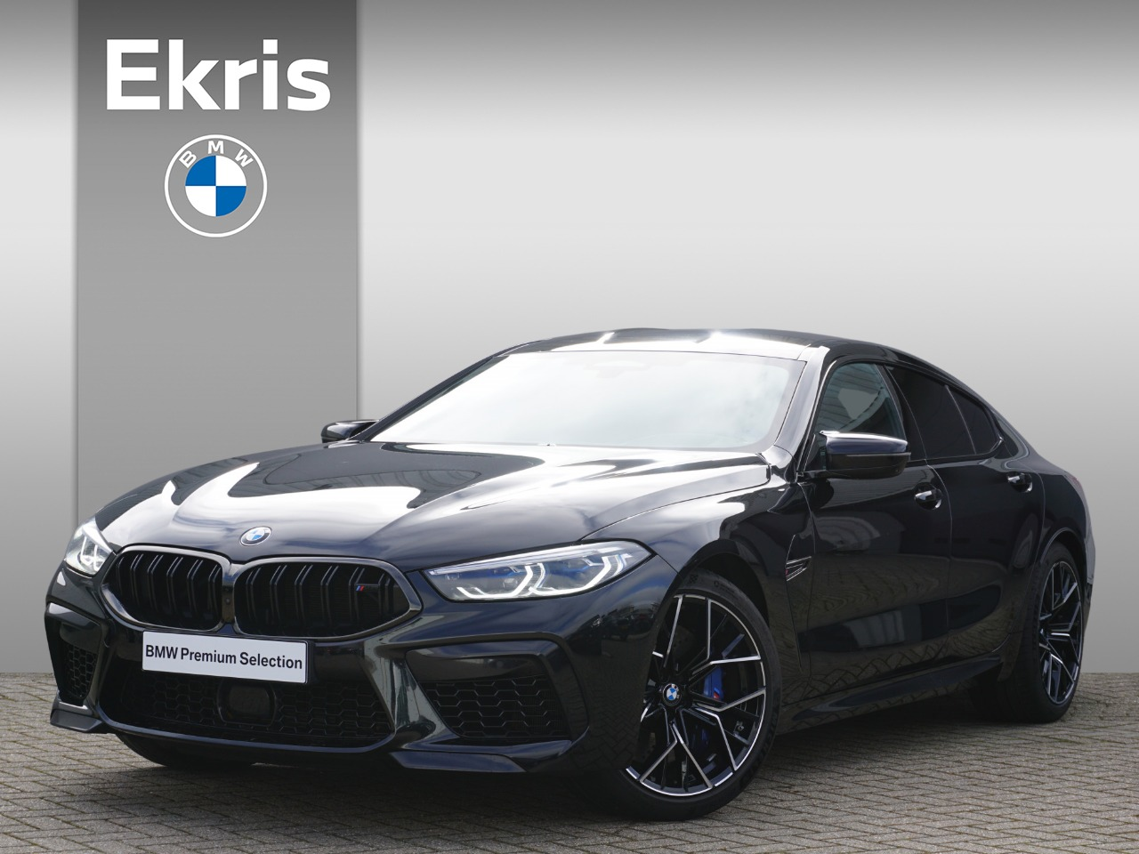 Bmw M8 Competition gran coupe aut.  / bowers & wilkins / laserlicht
