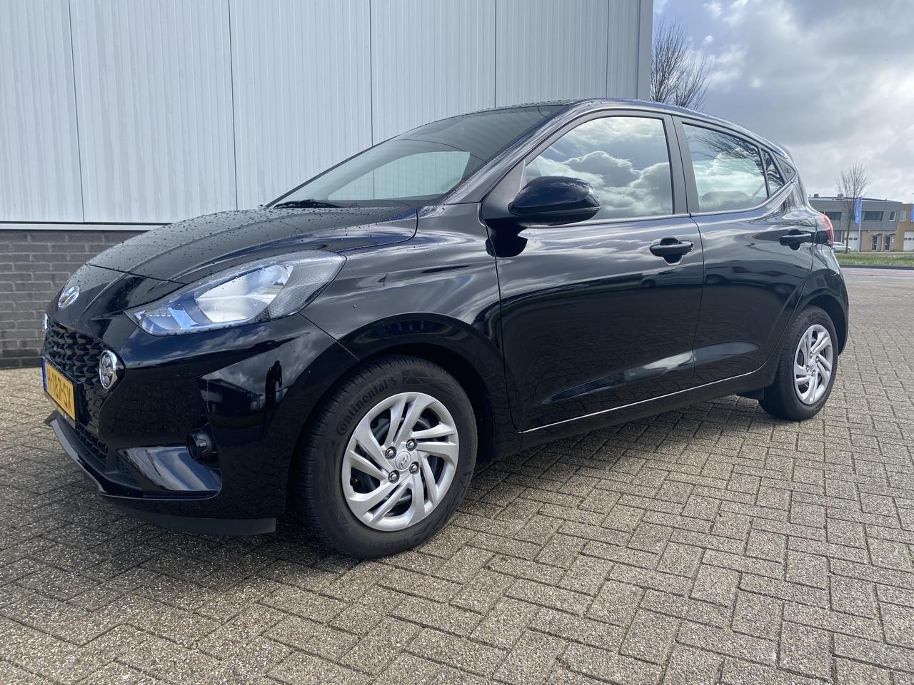 Hyundai I10 New automaat comfort rijklaar prijs