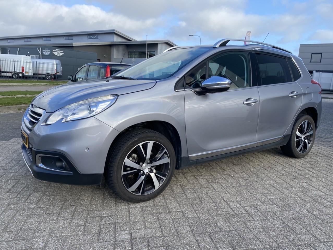 Peugeot 2008 1.6 vti 88kw/120pk