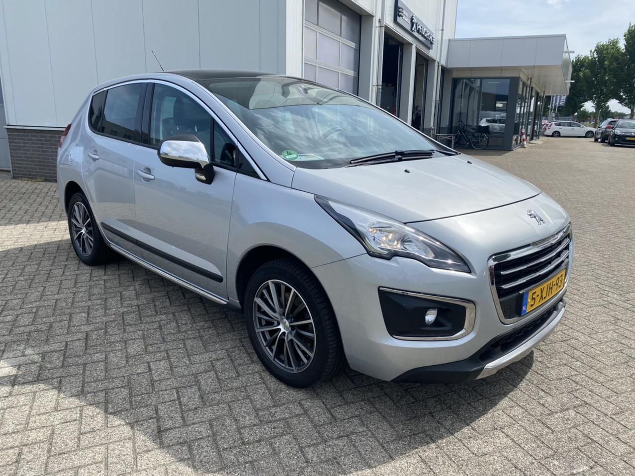 Peugeot 3008 156 pk allure rijklaar prijs