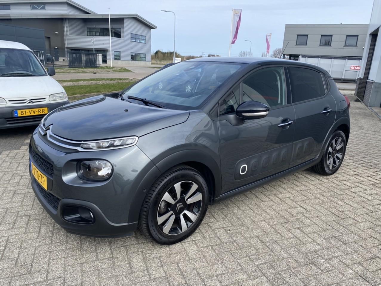 Citroën C3 110 pk automaat shine rijklaar prijs