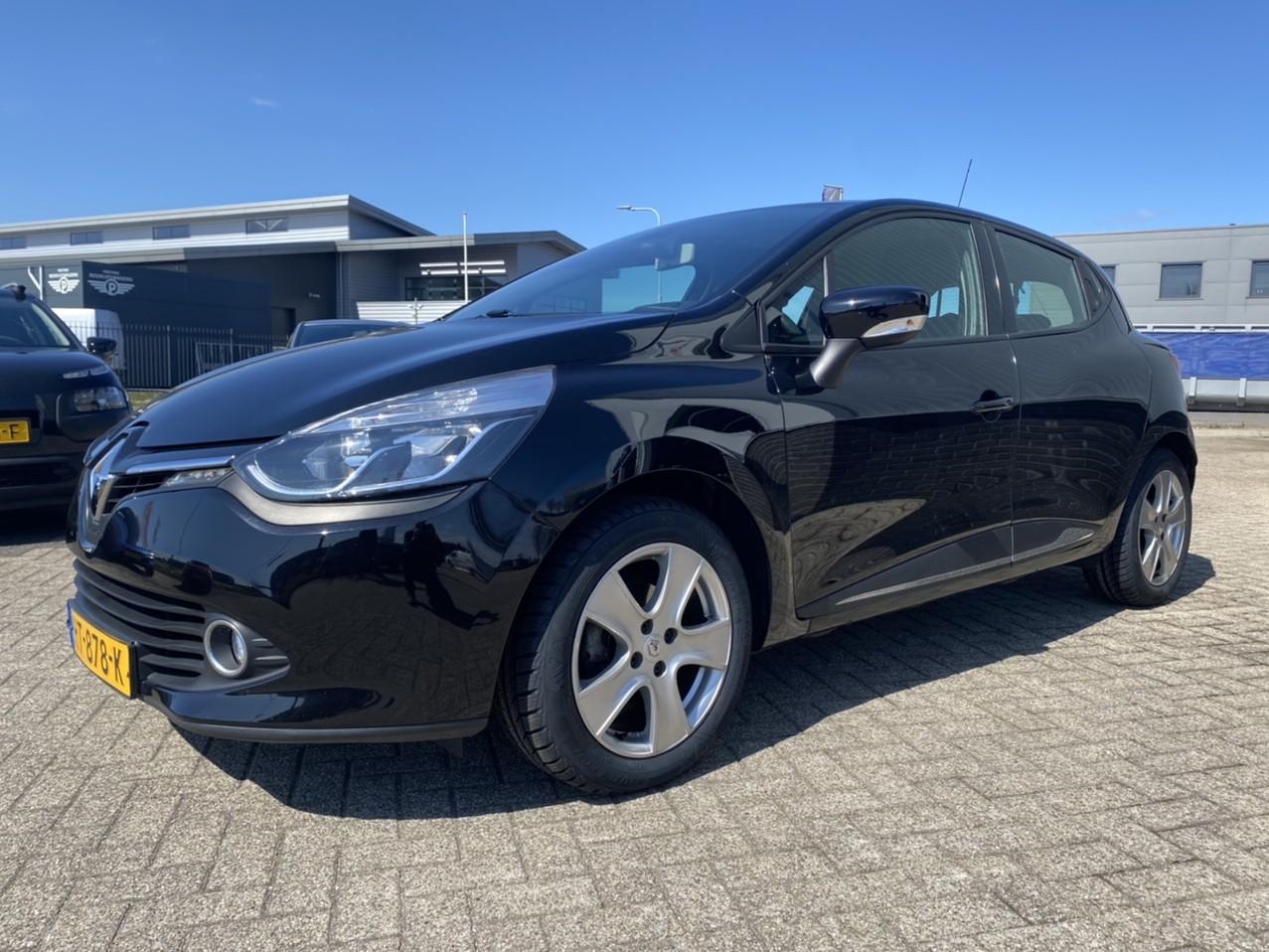 Renault Clio Dynamique 90 pk rijklaar prijs