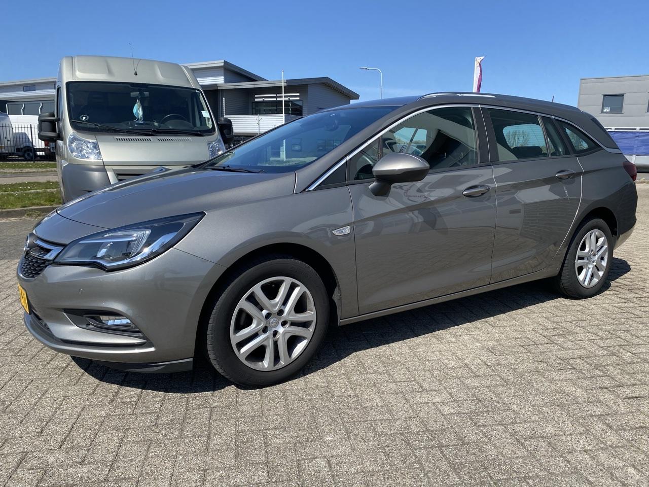 Opel Astra 1.0 turbo 105pk start/stop edition