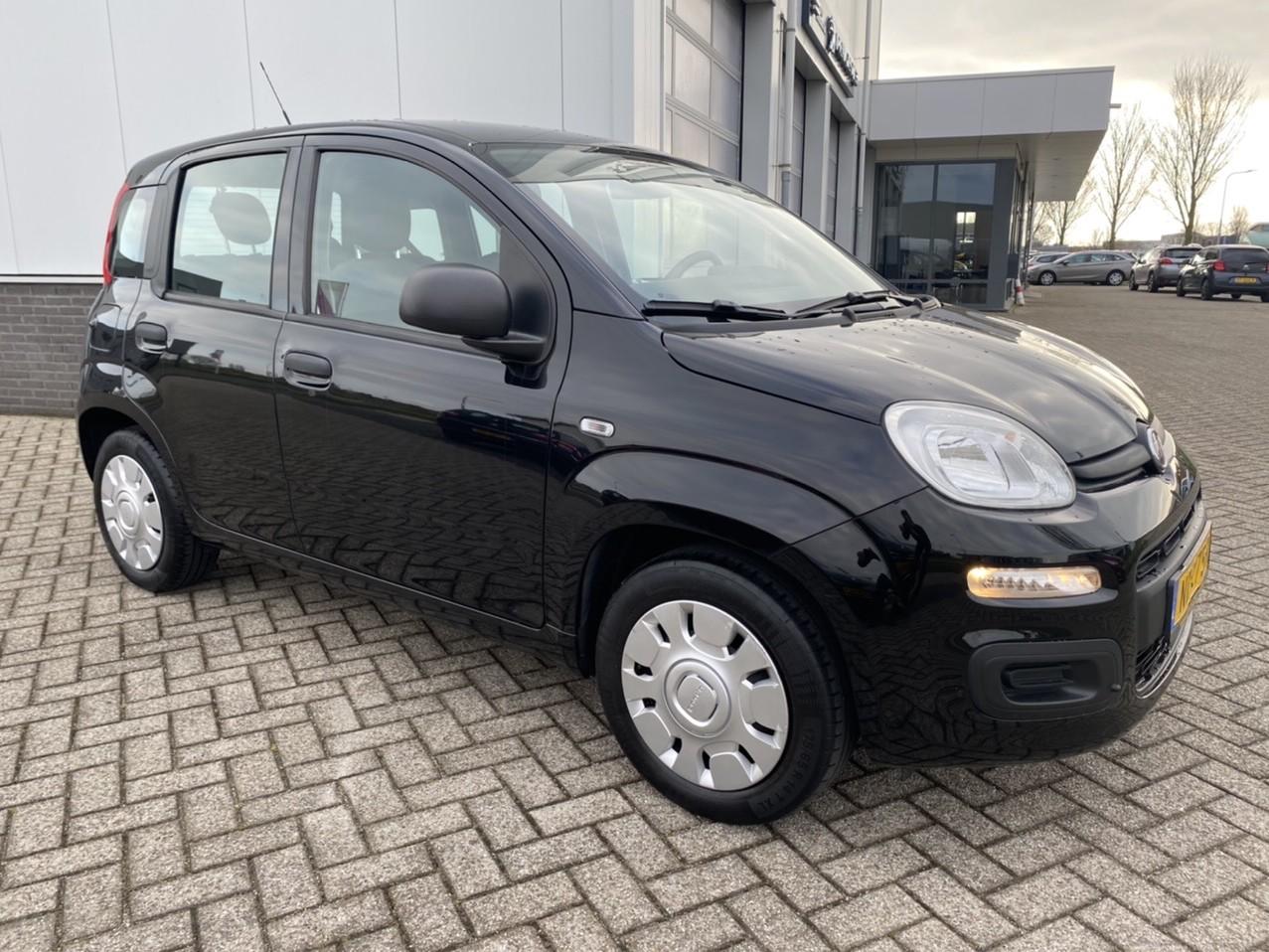 Fiat Panda 1.2 69pk popstar rijklaar prijs