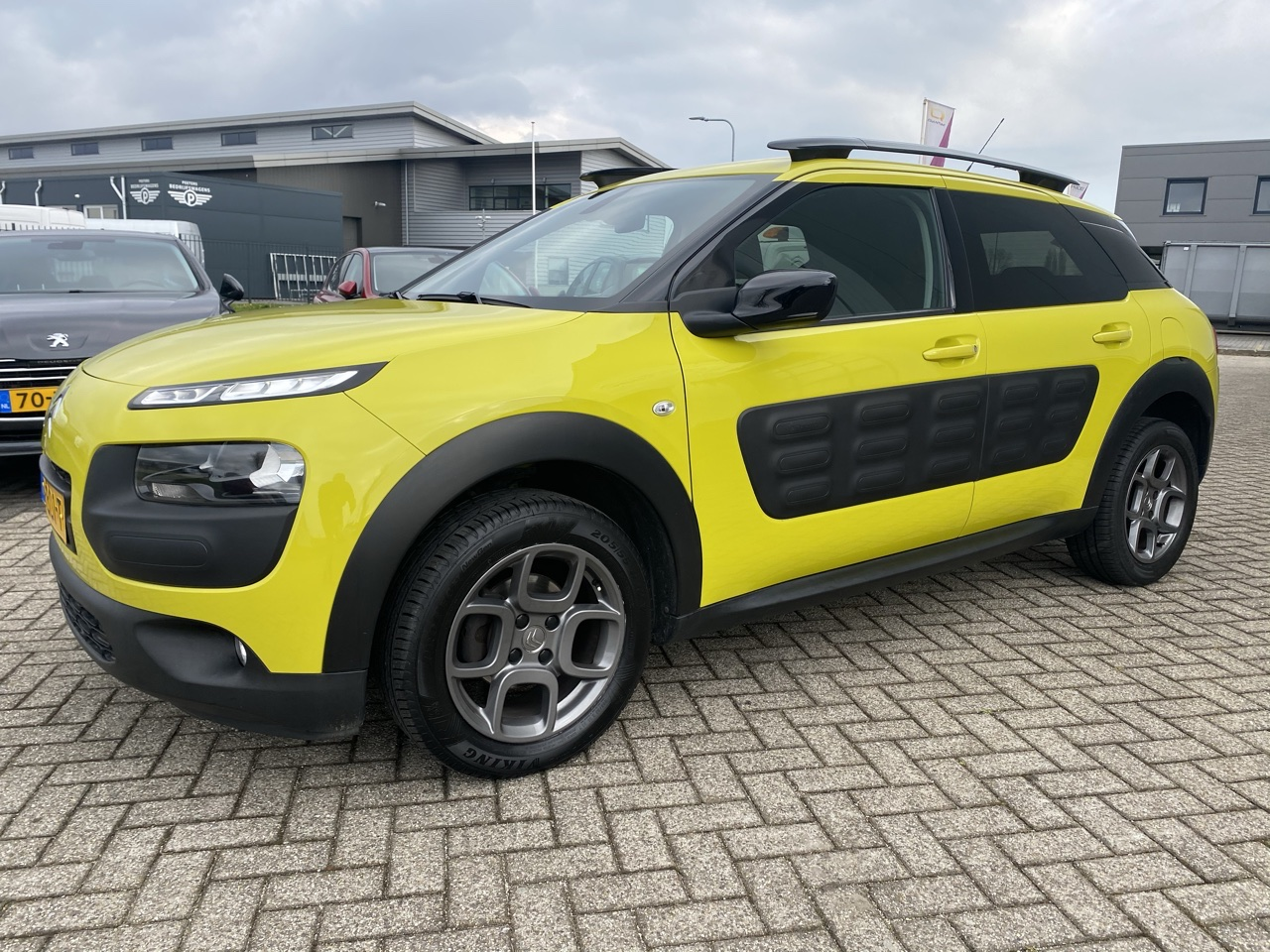 Citroën C4 cactus Automaat shine rijklaar prijs