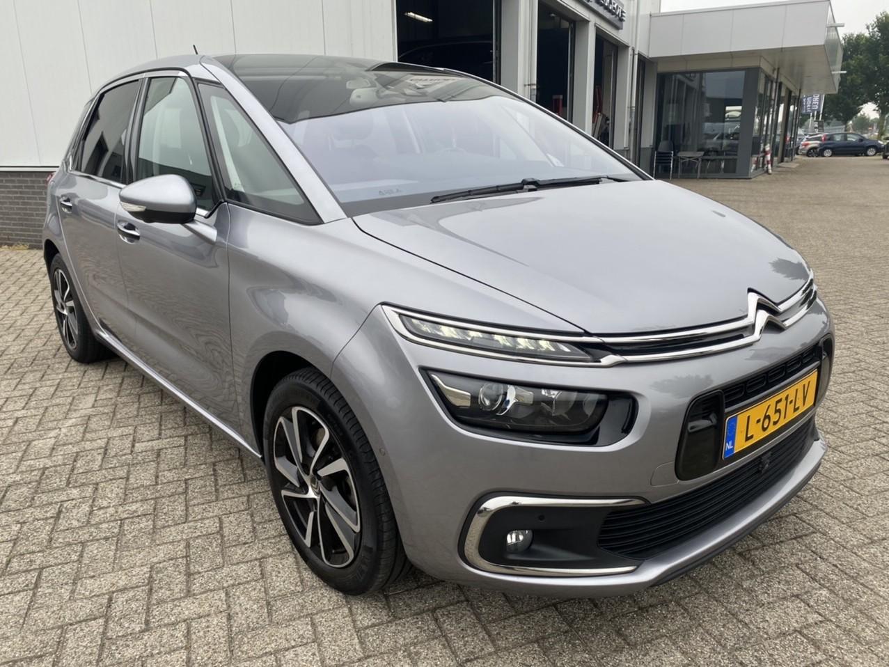 Citroën C4 Picasso 165 pk automaat full options rijklaar prijs