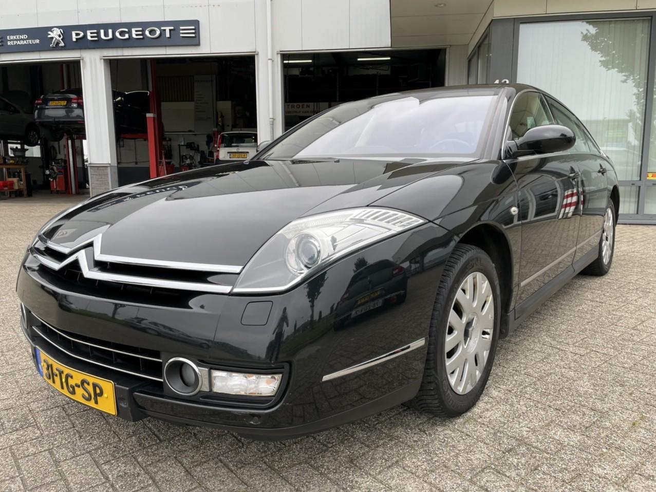 Citroën C6 2.7 hdif v6 aut exclusive
