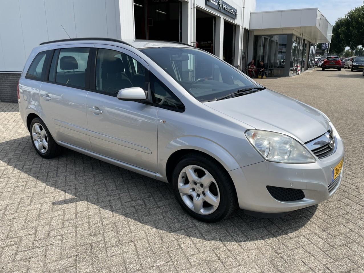 Opel Zafira Automaat 140 pk rijklaar prijs