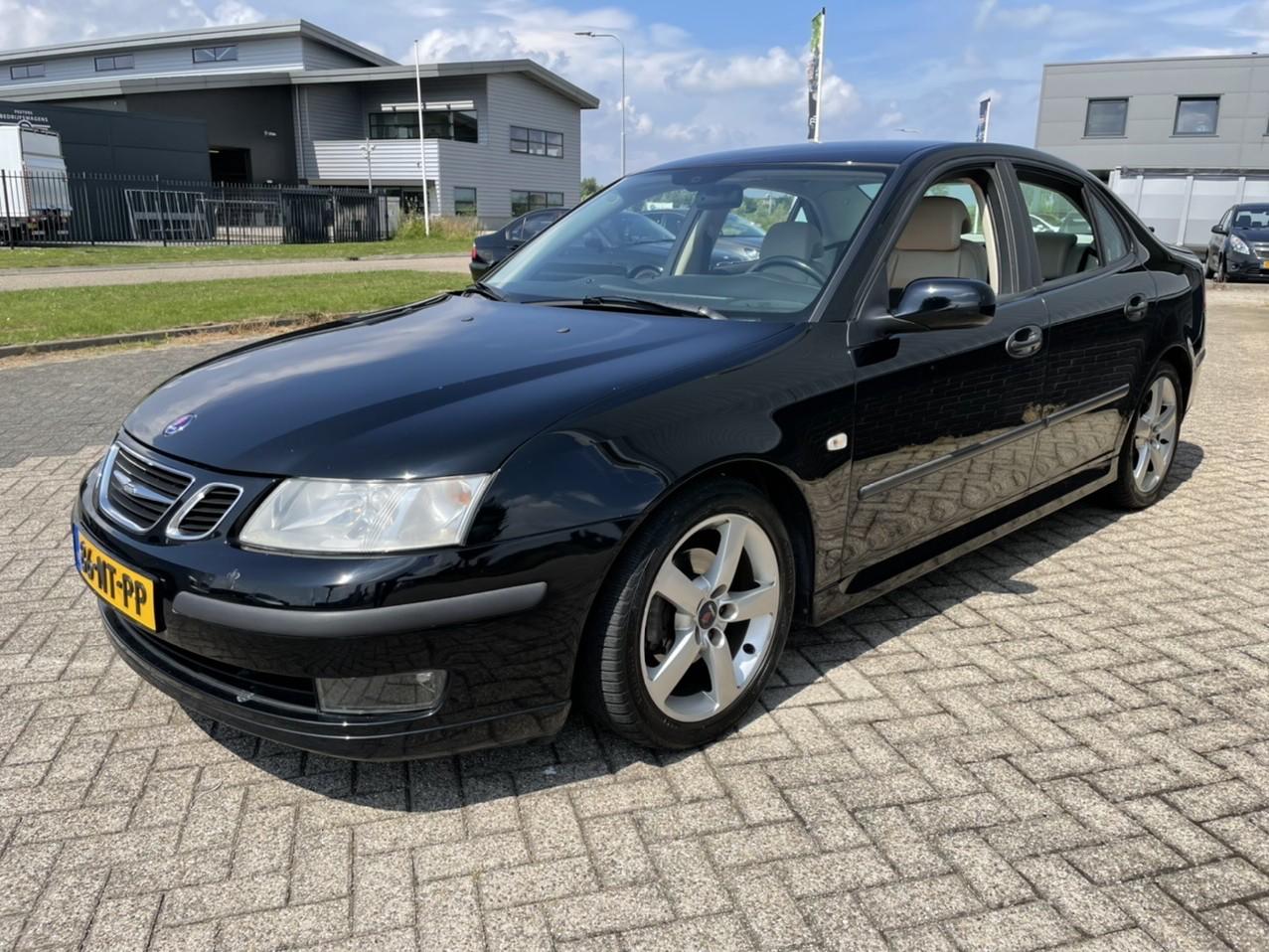 Saab 9-3 1.8 t sport automaat vector rijklaar prijs youngtimer