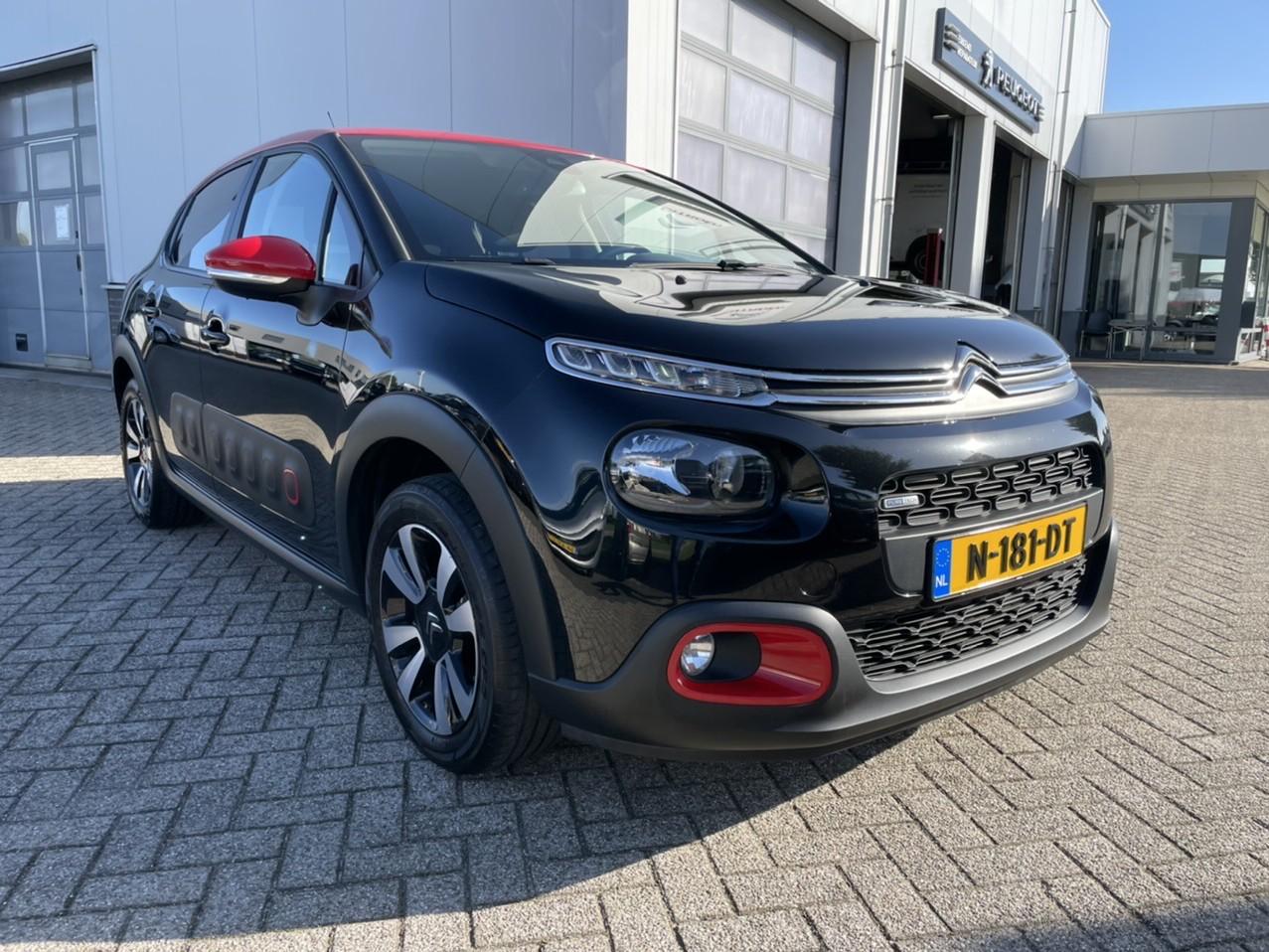 Citroën C3 82pk feel edition rijklaar prijs