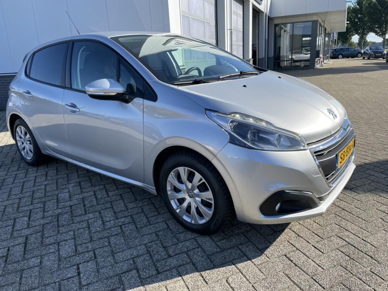 Peugeot 208 82 pk blue lease rijklaar prijs