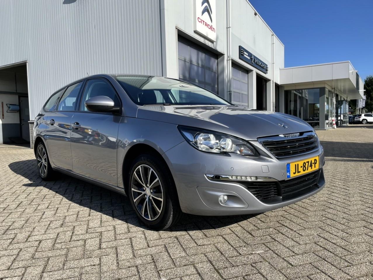 Peugeot 308 Sw 130 pk blue lease rijklaar prijs