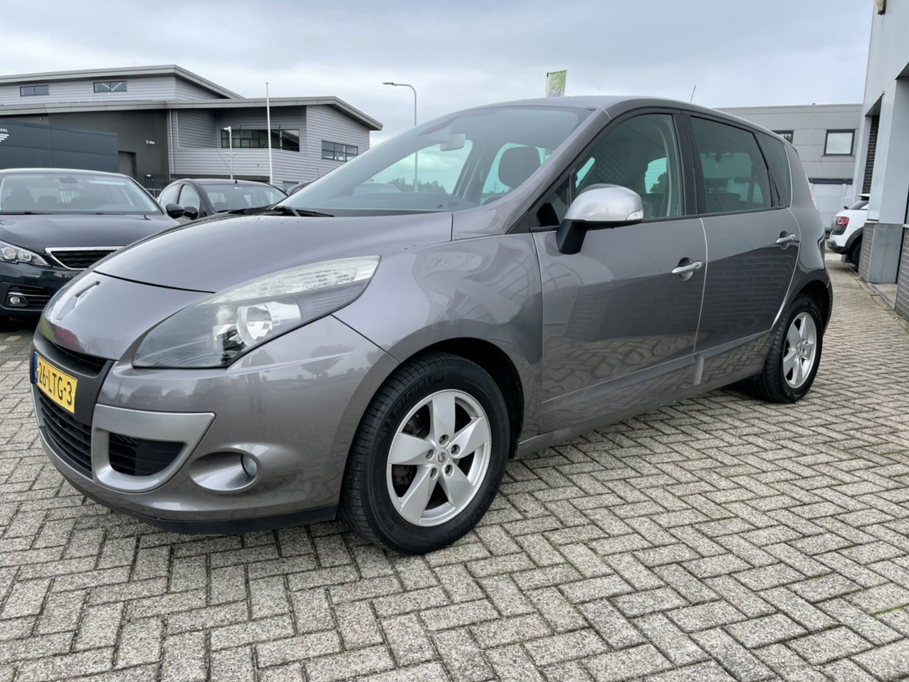 Renault Scénic 1.4 tce 96kw