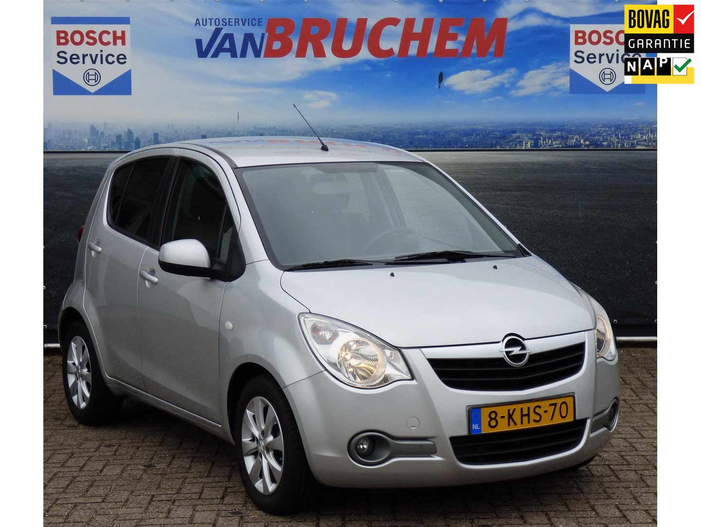 Opel Agila 1.2 94pk edition