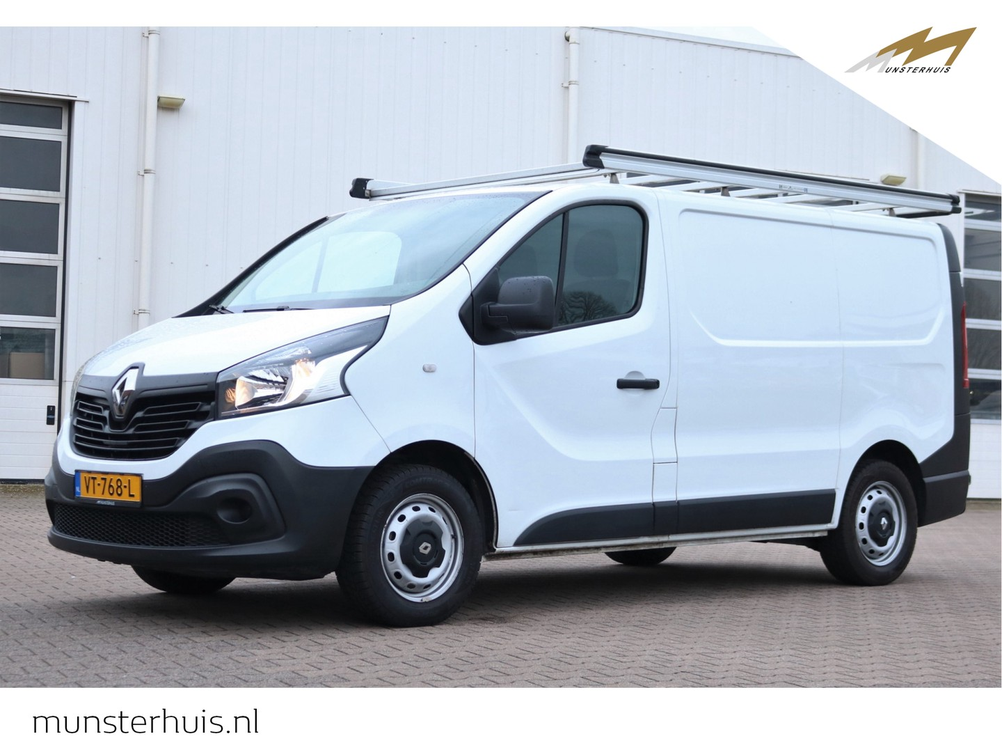 Renault Trafic Gb l1h1 t27 dci 95 comfort - imperiaal - all-season banden
