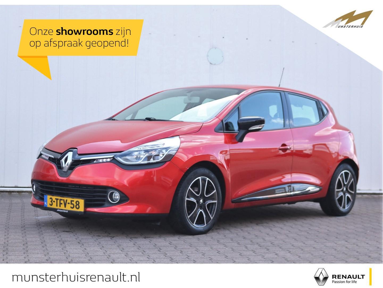 Renault Clio Energy dci 90 expression - lichtmetalen velgen - dealeronderhouden