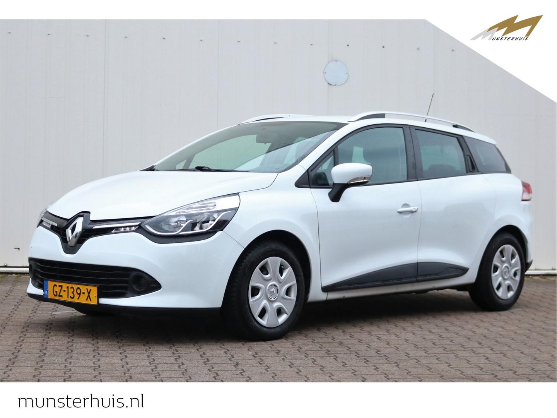 Renault Clio Estate energy dci 90 expression - airco - cruise control - navigatie