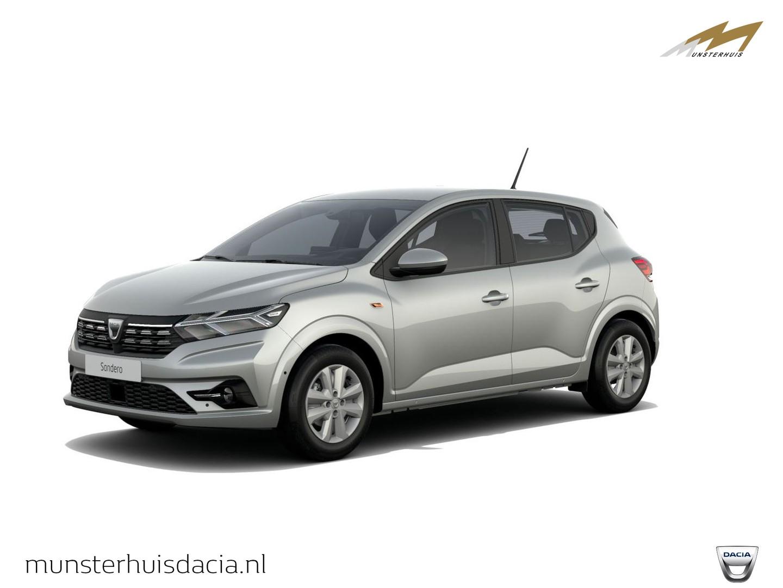 Dacia Sandero Tce 90 comfort - nieuw -