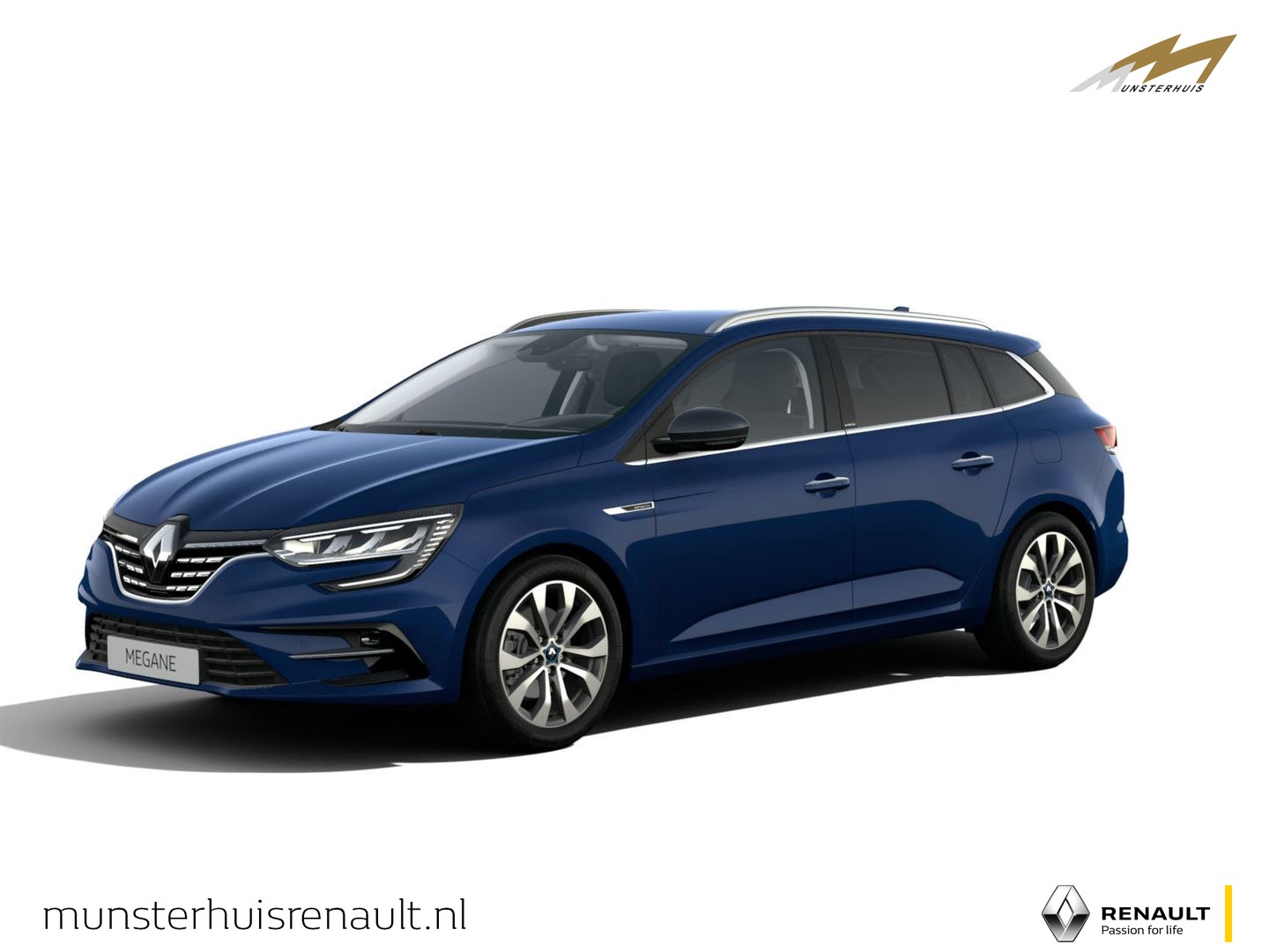 Renault Mégane Estate business edition one* plug-in hybrid 160 - nieuw -