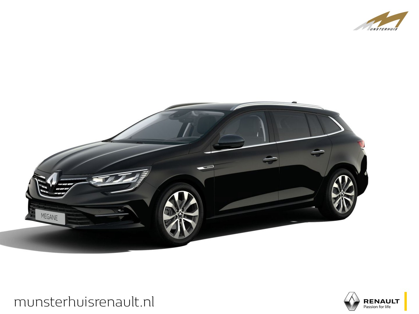 Renault Mégane Estate business edition one* tce 160 edc  - nieuw - automaat -