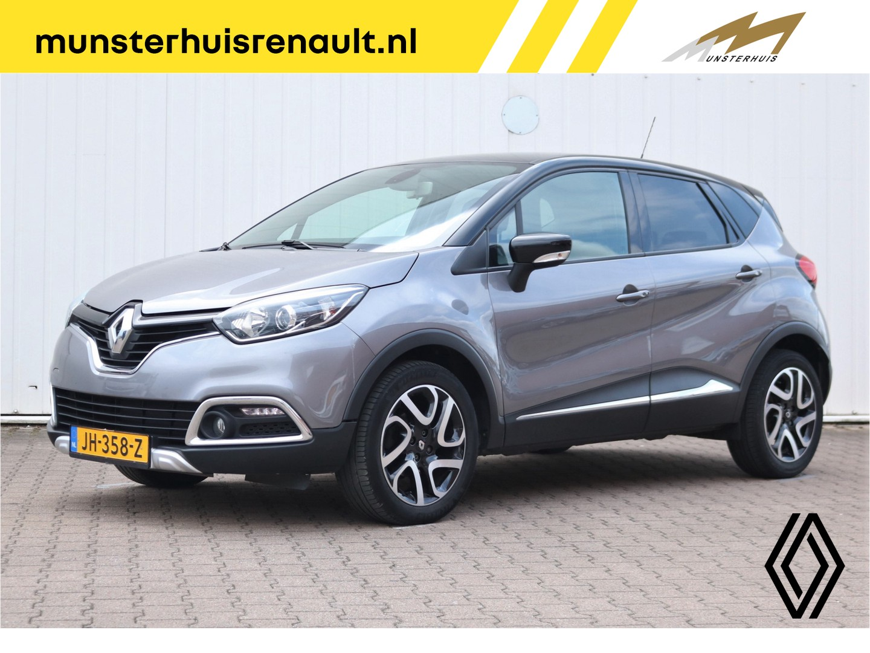 Renault Captur Energy tce 90 xmod - luxe uitvoering - sidesteps -