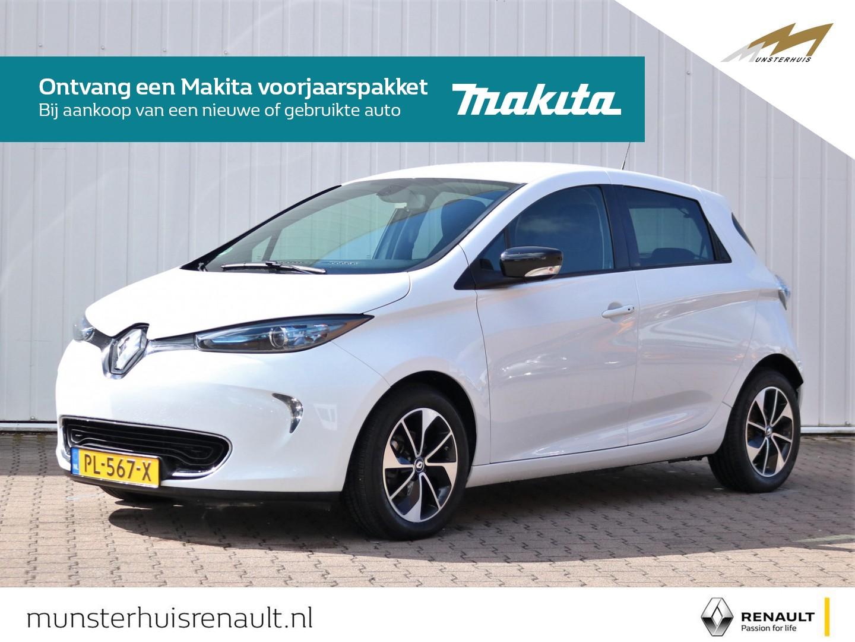 Renault Zoe R90 intens 41 kwh - batterijhuur - €2.000,- overheidssubsidie -