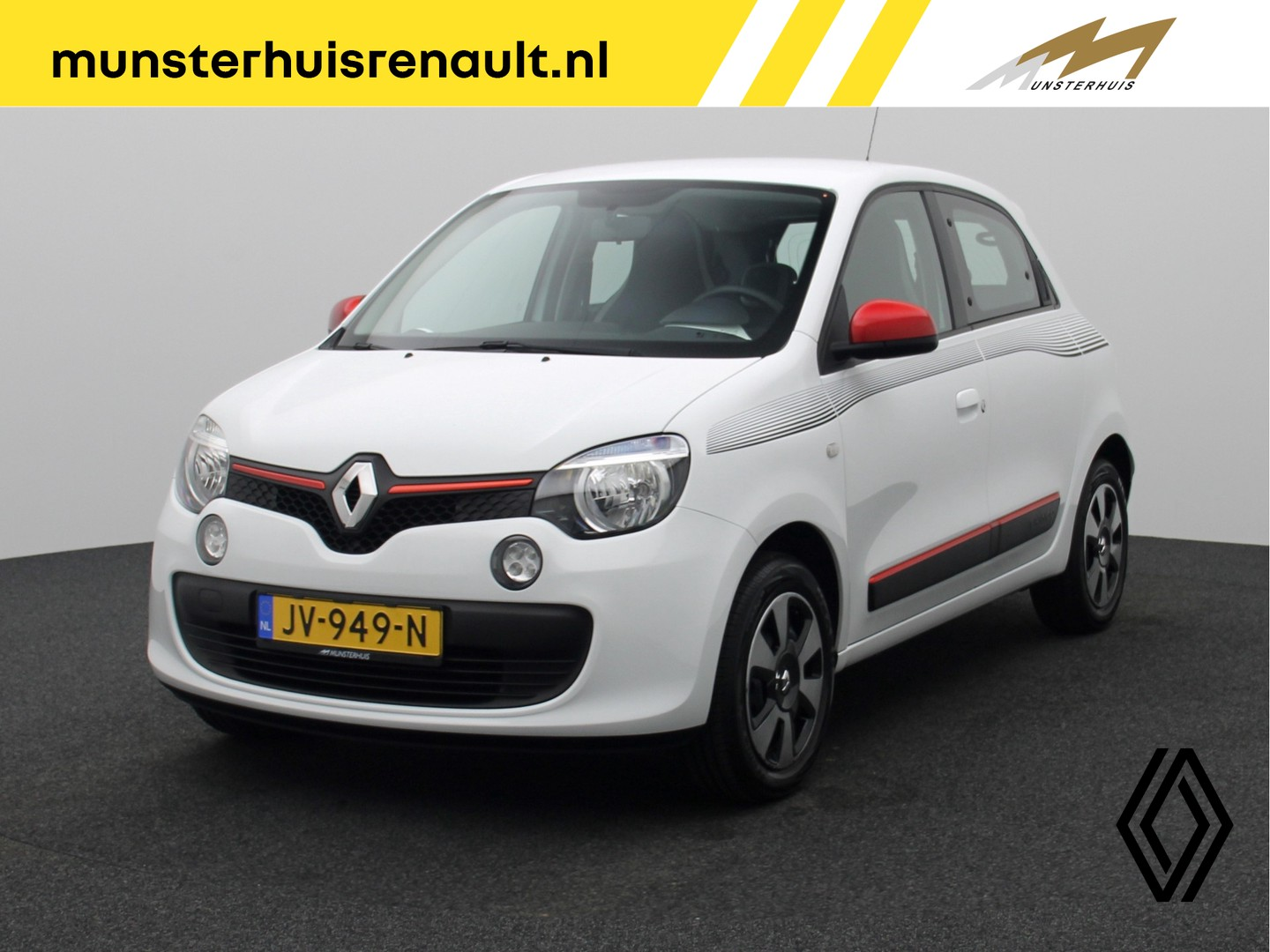 Renault Twingo Sce 70 collection - lage kilometerstand!