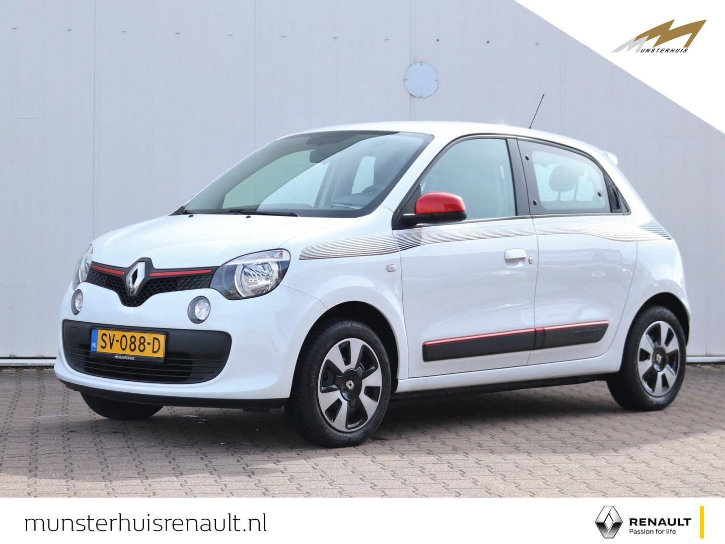 Renault Twingo Sce 70 collection - airco