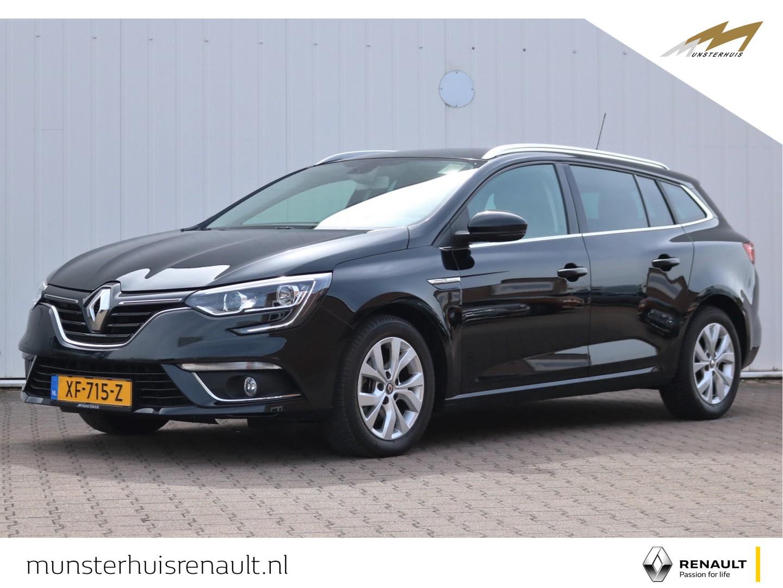 Renault Mégane Estate tce 140 limited - all-season banden