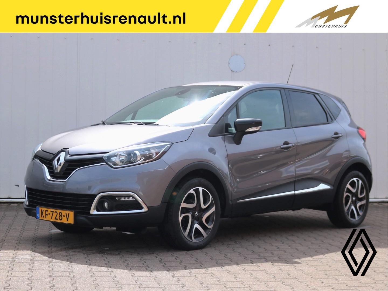 Renault Captur Tce 90 dynamique - lederen interieur