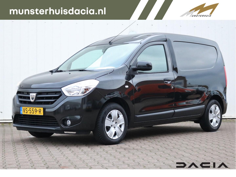 Dacia Dokker van Dci 75 ambiance - airco - navigatie