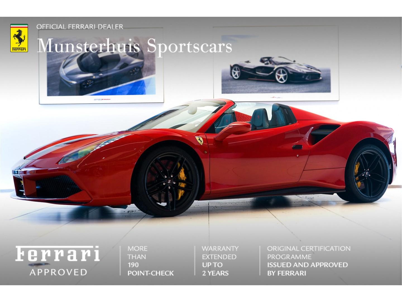 Ferrari 488 Spider tailor made ~ferrari munsterhuis~