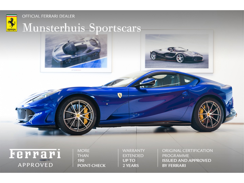 Ferrari 812 Superfast tailor made ~ferrari munsterhuis~