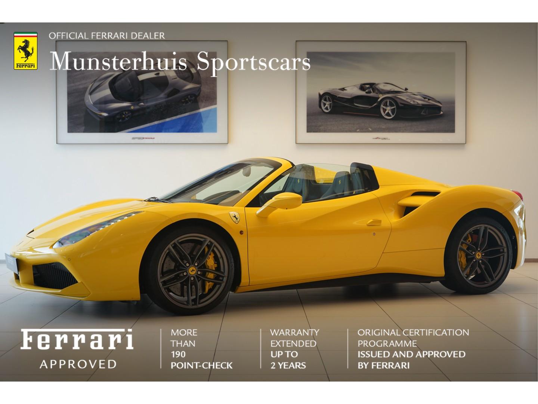 Ferrari 488 Spider ~ferrari munsterhuis~