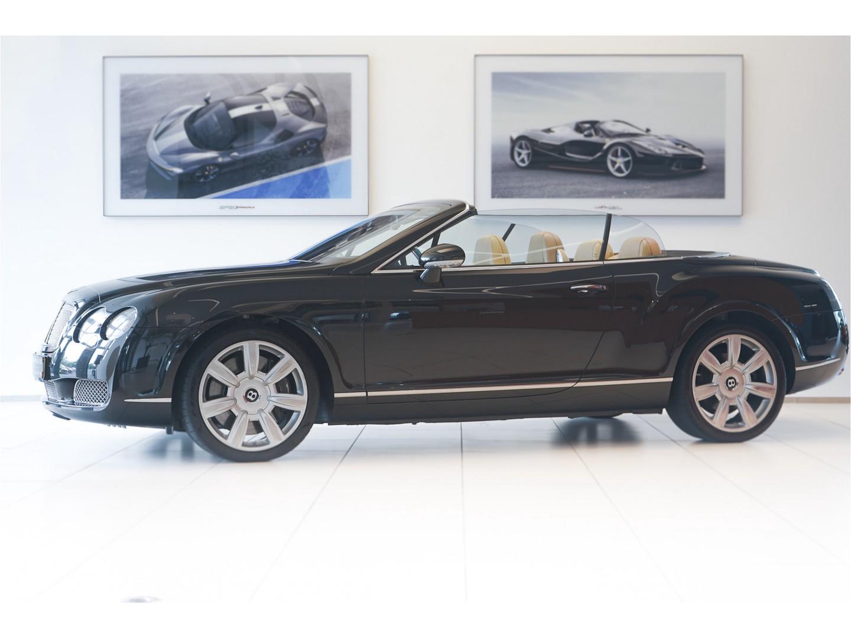 Bentley Continental gt Gtc