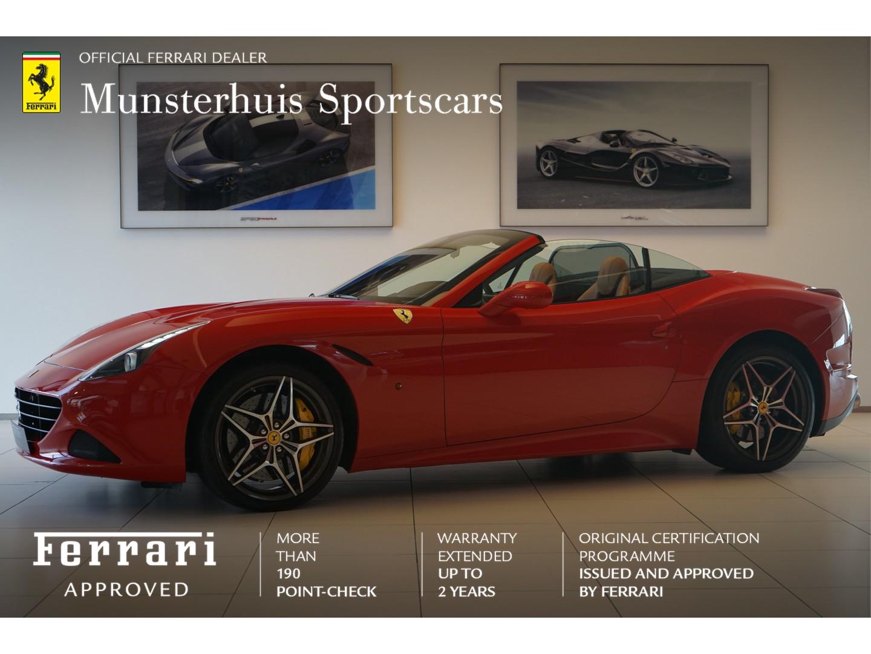 Ferrari California 3.9 t hele