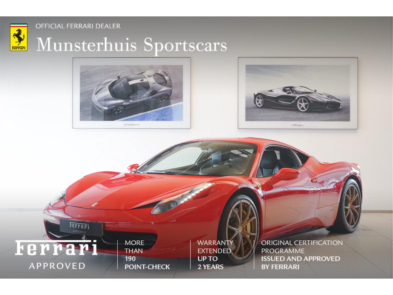 Ferrari 458 Italia hele ~ferrari munsterhuis~