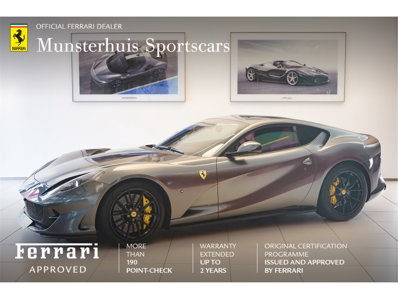 Ferrari 812 superfast ~ferrari munsterhuis~