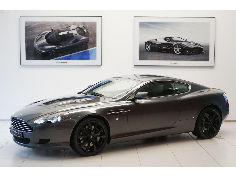 Aston martin Db9 V12 touchtronic ~munsterhuis sportscars~