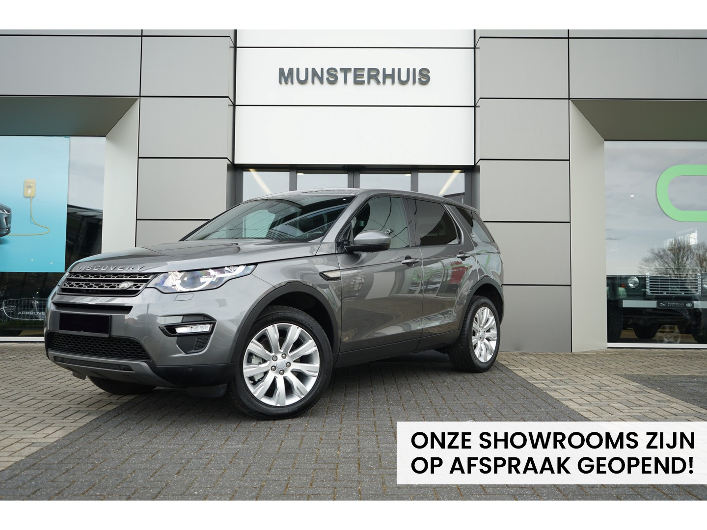 Land rover Discovery sport 2.0 ed4 e-capability urban series pure