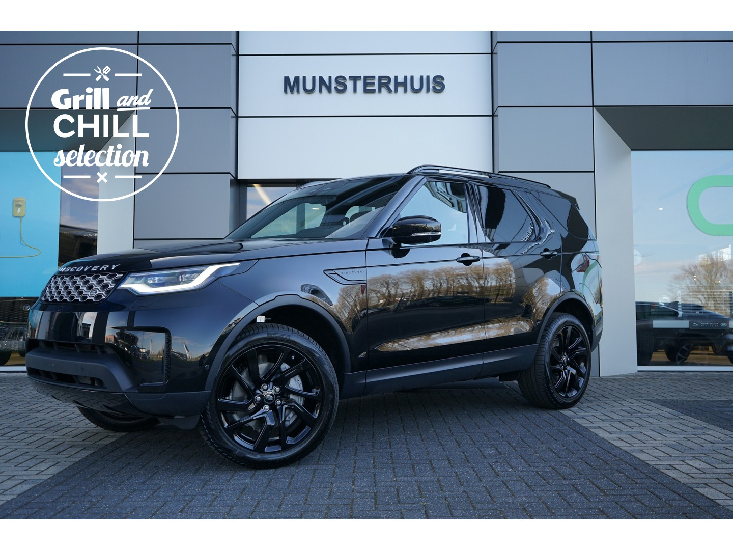 Land rover Discovery 3.0 d300 se commercial