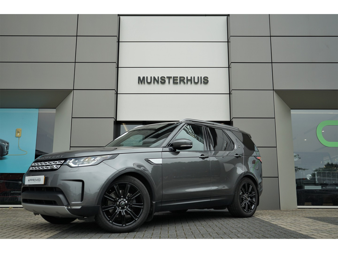 Land rover Discovery 3.0 sdv6 hse commercial