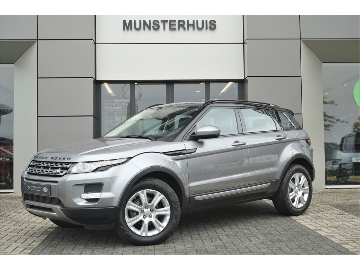 Land rover Range rover evoque 2.2 td4 4wd business edition