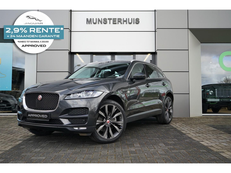 Jaguar F-pace 3.0 s/c portfolio awd 35t