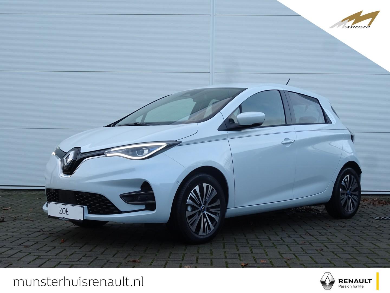 Renault Zoe Série limitée rivièra r135 batterijkoop - 12% bijtelling - nieuw