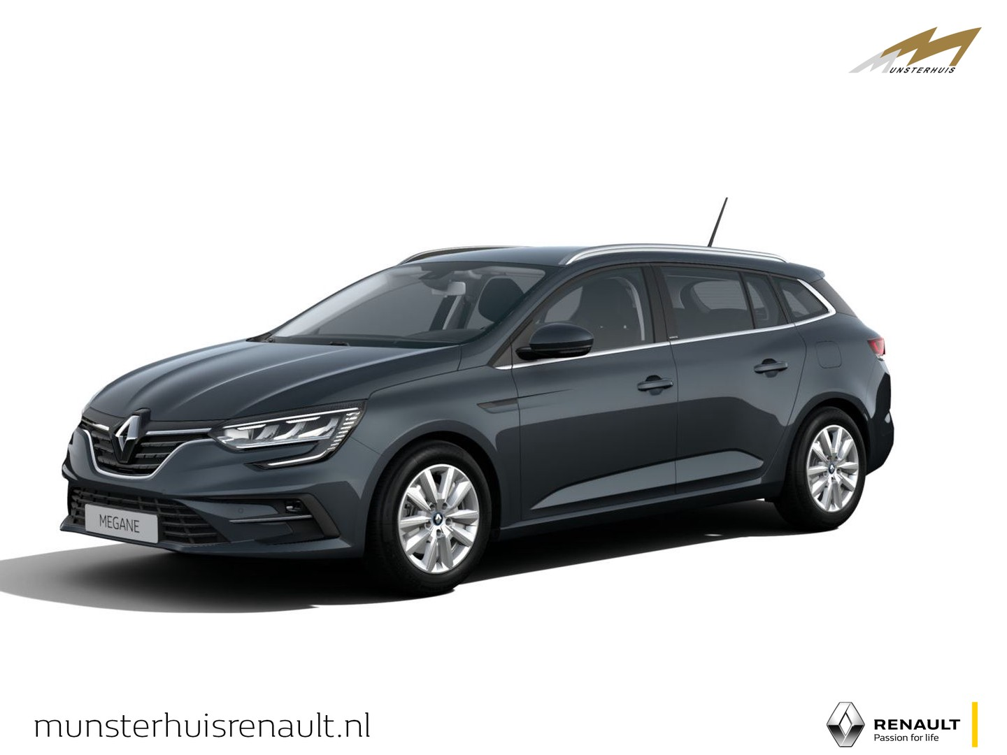 Renault Mégane Estate business zen* plug-in hybrid 160 - nieuw -