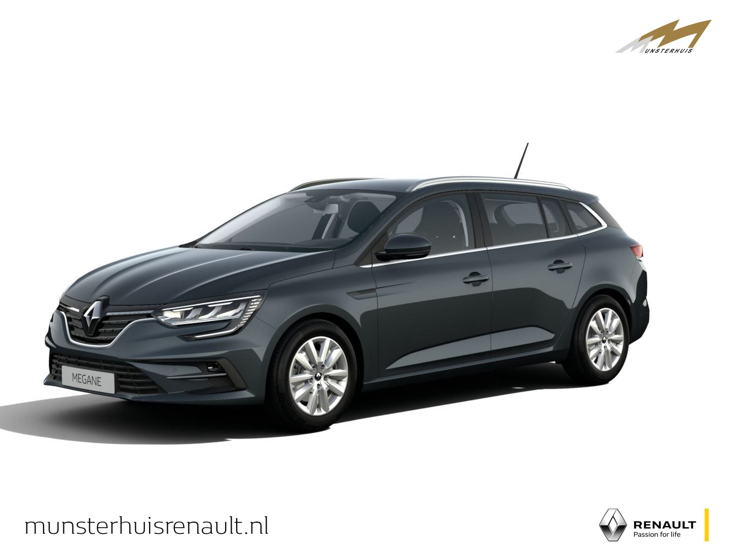Renault Mégane Estate business zen* tce 140 - nieuw -