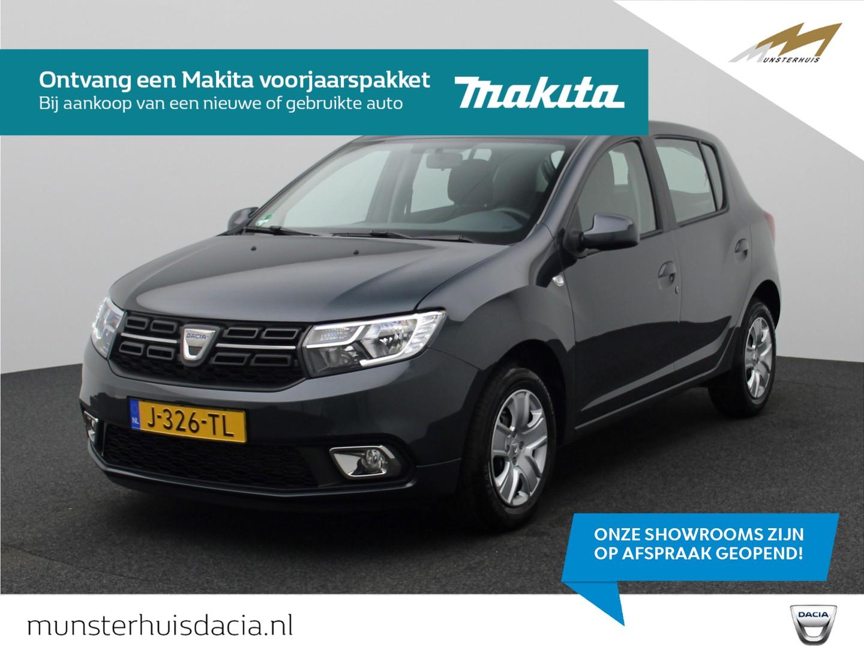 Dacia Sandero Tce 100 bi-fuel comfort - parkeersensoren achter - lpg - garantie t/m 2025 of 100.000km -