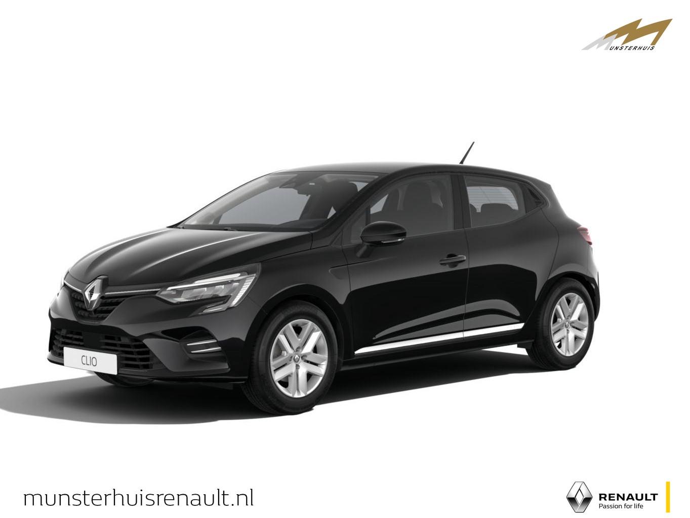 Renault Clio Zen tce 100 bi-fuel - nieuw - lpg-installatie
