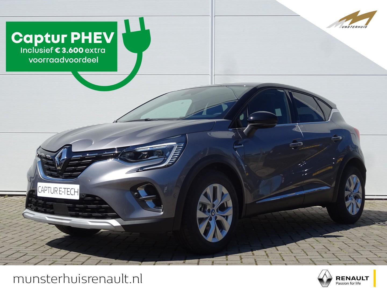 Renault Captur Plug-in hybrid 160 intens - nieuw - extra voordeel !